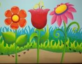 Bugs flowers