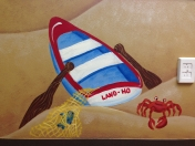 Land ho boat