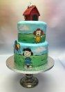 Cake - Peanuts