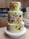 Cake - spring floral