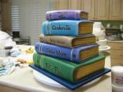 Cake - Storybook wedding