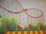 Carnival -roller coaster