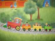Carnival - train