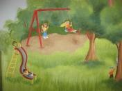Carnival - swings