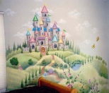 Castle in Fairy Room