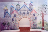Castle rock playroom