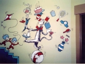 Characters Cat in the Hat