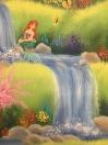 Ariel river