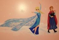 Characters -Frozen