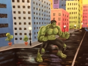 Characters - Hulk