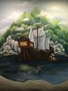 Hook's ship