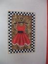 Furniture-Red Dress