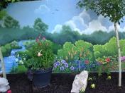Garden - Wall 2