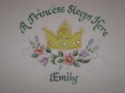 lettering princess