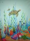Ocean - 2 turtles