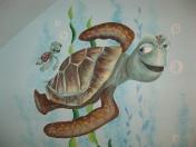 Ocean - Nemo turtles 2
