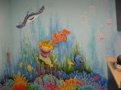 Ocean - Nemo school