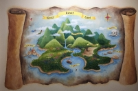 Never land map