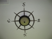 Pirate compass light