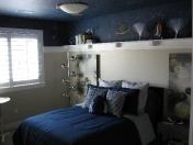 Sky Parade bedroom