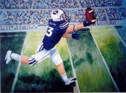 Sports BYU player