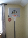 Sports - Jazz backboard