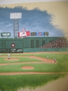 Sports Fenway 1st base