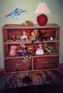 Toys toystory shelf