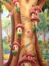 Tree - Tinkerbell friends