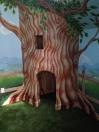 Tree - playhouse