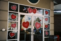 Windows -valentine doors